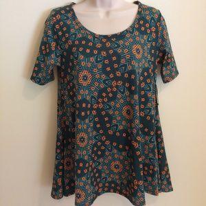 LuLaRoe Women's Perfect T-Shirt XXS Short Sleeve